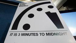L'horloge de l'Apocalypse affiche toujours minuit moins