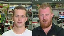 Ces deux Australiens ont rendu la justice... en