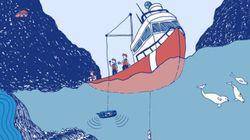 Une découverte majeure sur l'origine d'immenses vagues