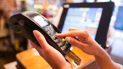 Des détaillants abandonnent le paiement en argent