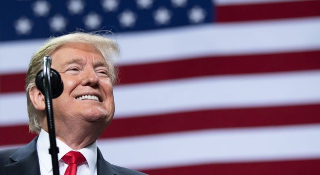 Donald Trump s'est évidemment réjoui des excellents chiffres du chômage dévoilés...