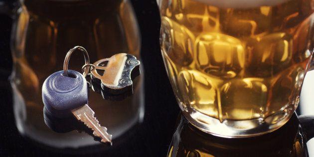Ottawa veut faire passer la limite légale d'alcool au volant de 0,08 à