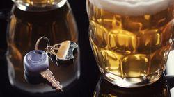 Alcool au volant: Ottawa veut faire passer la limite légale de 0,08 à