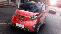 Une voiture électrique à moins de 10 000