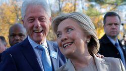 Les Clinton en vacances en