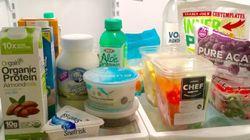 Dans le frigo d'Anne-Marie