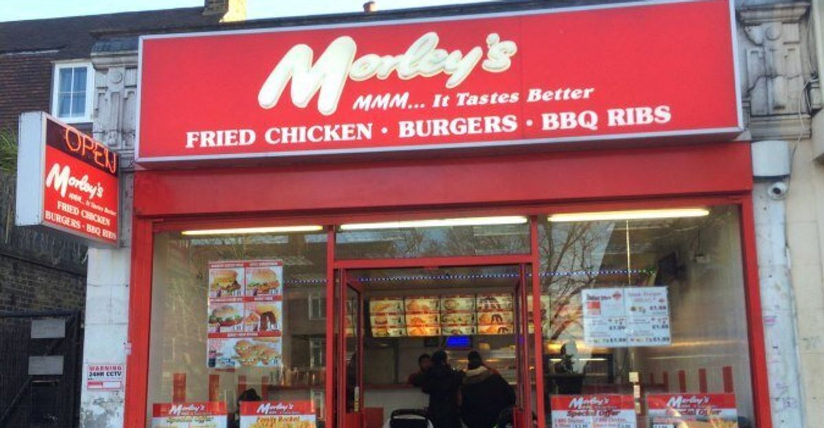 The Home Office Has Teamed Up With Morley's Chicken Shop To