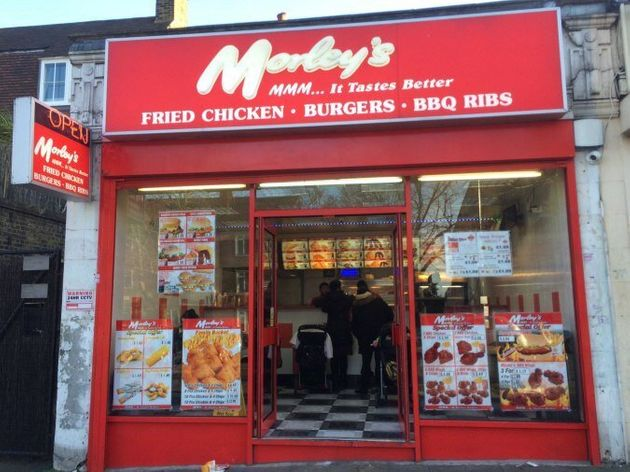 The Home Office Has Teamed Up With Morley's Chicken Shop To Fight Knife
