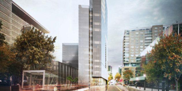 Nouveau projet immobilier de 200 millions $ au centre-ville de