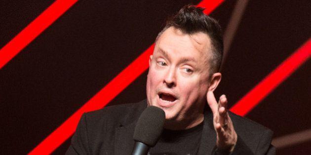 Mike Ward, nouvelle vedette de Télétoon la