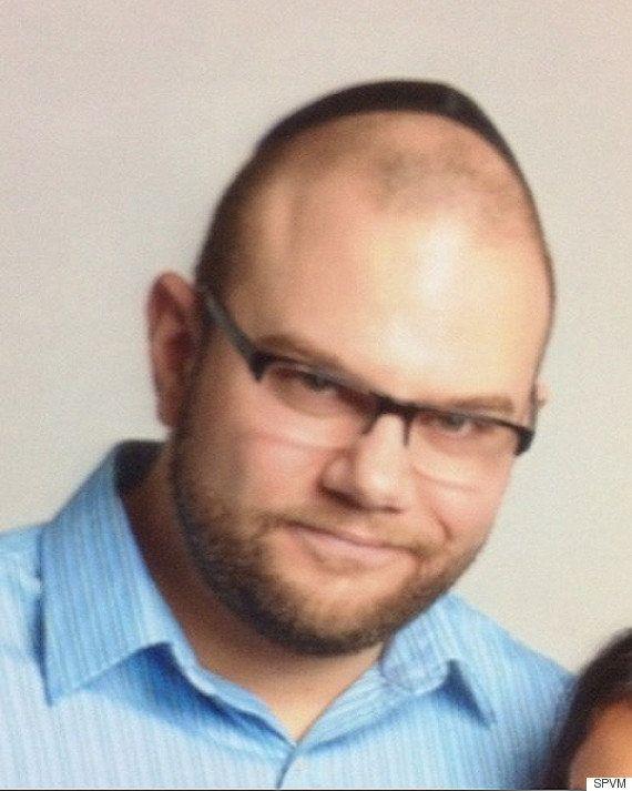 Un Montréal de 32 ans, Joseph Page-Lapierre, porté