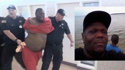 La vidéo bouleversante d'un père de famille qui décède en prison après avoir supplié les gardiens de