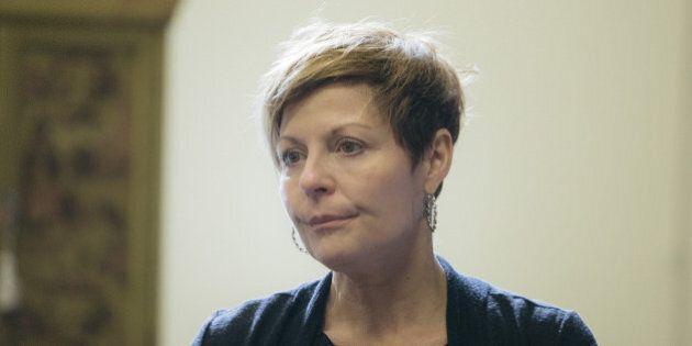 Marie-Chantal Perron, entre l'ombre et la lumière