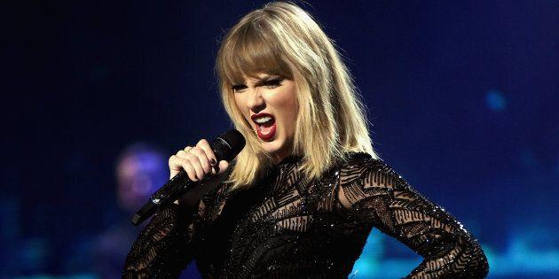 Taylor Swift annonce le sortie d'un nouvel