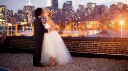 28 photos de mariages urbains incroyablement