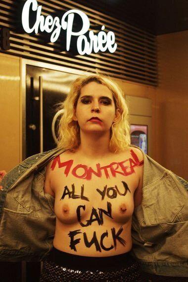 Montréal, capitale de la traite des
