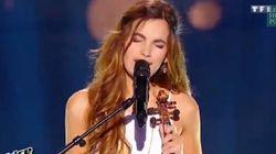 Gabriella est éliminée à «The Voice»