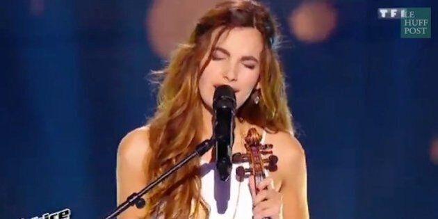 Gabriella est éliminée à «The Voice» en France