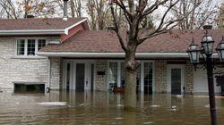 500 à 800 résidences détruites lors des