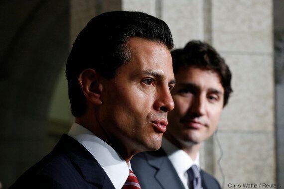 Les demandes d'asile mexicaines sont en forte