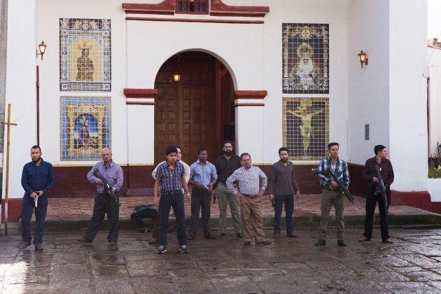 Les hommes du Cartel del Norte Del Valle, en guerre contre le Cartel de Cali