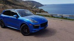 La Cabot Trail en Porsche Cayenne GTS et Macan