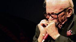 Décès de l'harmoniciste de jazz belge Toots