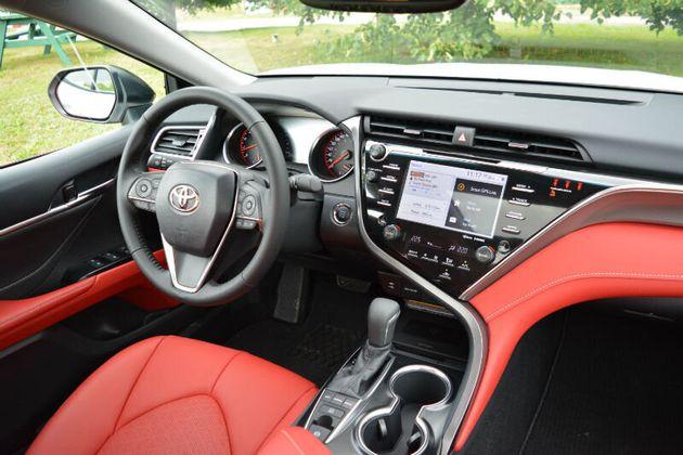 Toyota Camry 2018: la Camry