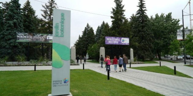 Statu quo à Espace pour la vie, le Jardin botanique garde sa direction