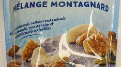 Du blé et du soja non déclarés forcent le rappel du Mélange montagnard du Choix du