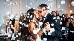 27 photos romantiques de premières danses des