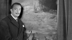 Le corps de Salvador Dali sera exhumé après une demande en