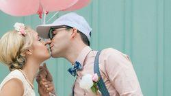 Des tenues pour la mariée non-conventionnelle
