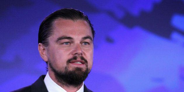 Leonardo DiCaprio et sa petite amie sortent indemnes d'un accident de