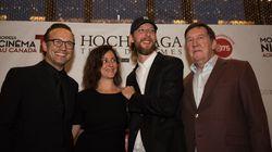 Les photos du tapis rouge de la première du film «Hochelaga, terre des