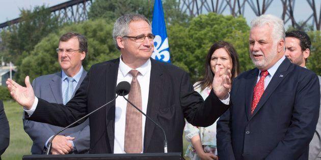 La campagne d'Éric Tétrault ne pouvait plus durer une journée de plus, dit Philippe