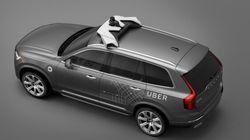 Uber et Volvo : place aux taxis autonomes