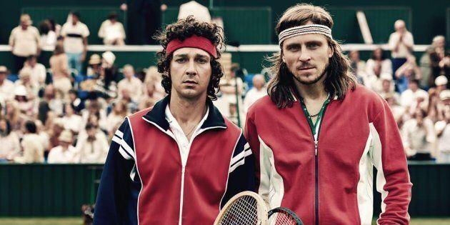 Le TIFF se met en branle avec le film de tennis