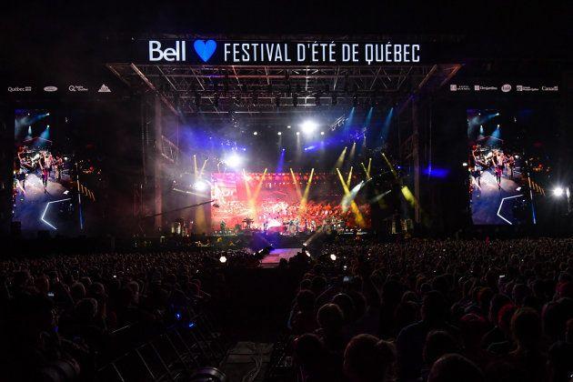 Festival d'été de Québec 2017: un méchant gros «party» pour
