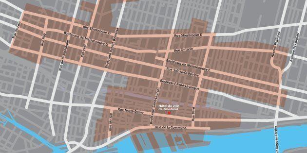 Le réseau wifi sera accessible partout au centre-ville de Montréal.
