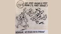 Le dessin de Charlie Hebdo a fait pleurer le père du petit Syrien