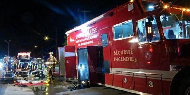 Recherche de témoins ayant aperçu cet homme près de la résidence brûlée à