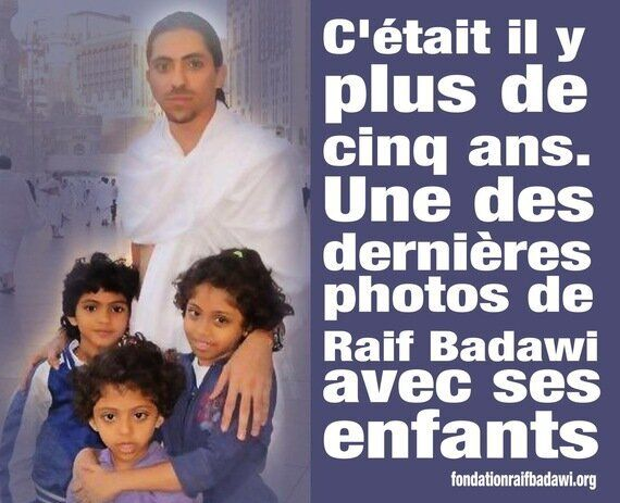 «J'ai adoré être mariée avec Raïf Badawi» - Ensaf