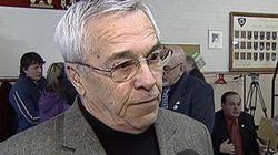 L'ex-député Réjean Lafrenière est