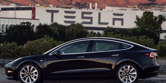 Tesla entame la production de sa nouvelle Model
