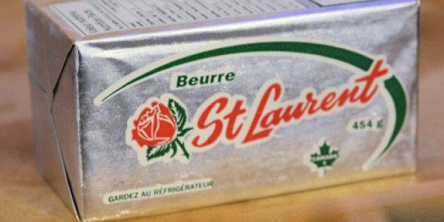 La Fromagerie St-Laurent annonce un retrait préventif volontaire de son beurre en