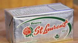 La Fromagerie St-Laurent retire de façon préventive son beurre en