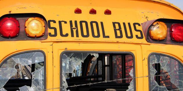 Un accident impliquant trois autobus à