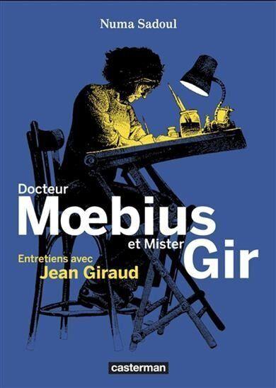 Jean Giraud: le bédéiste et son