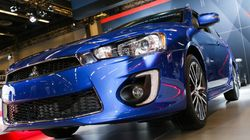 Mitsubishi se met à jour au Salon de l'auto de Montréal